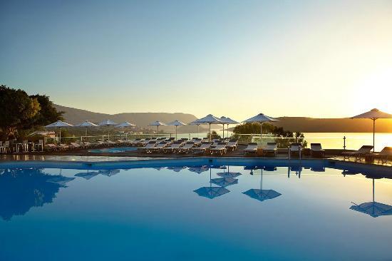 SENTIDO Elounda Blu: Swimming Pool