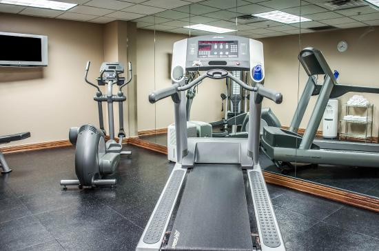Comfort Inn & Suites: Fitness