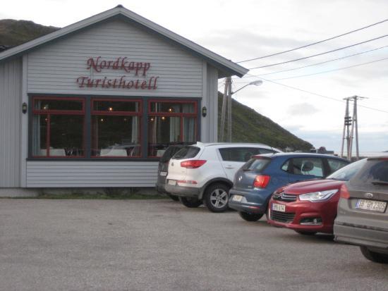 Nordkapp Turisthotell: Välkommen