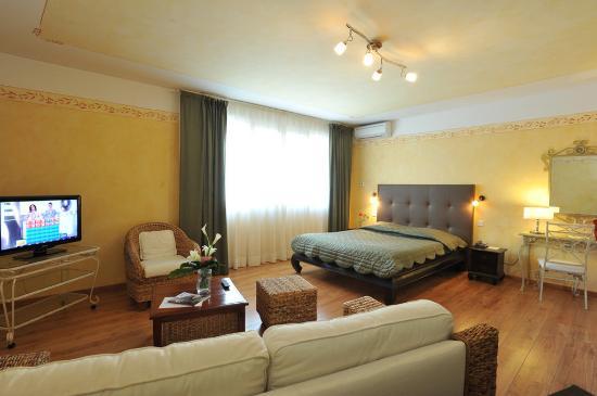 Hotel La Rotonde : Room3