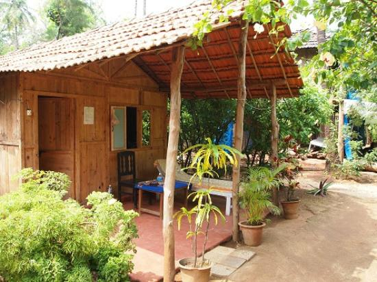 Sevas Huts & Cabanas: our room