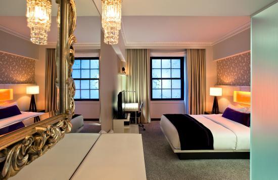 W 華盛頓特區酒店