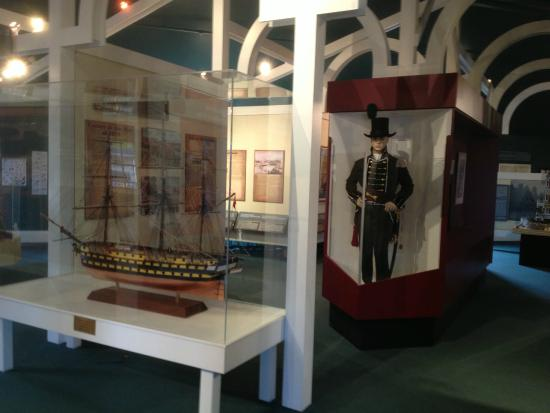 Gananoque, Καναδάς: Arthur Child Heritage Museum - more exhibits