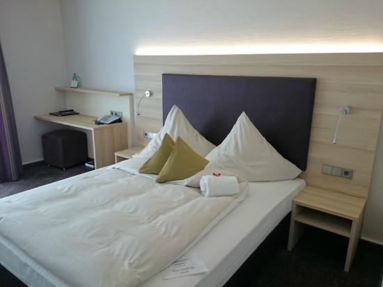 Concorde am Leineschloss Hotel: Zimmer 214