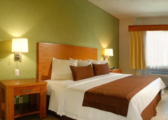 Comfort Inn Puerto Vallarta : guest room