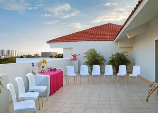 Comfort Inn Puerto Vallarta : patio