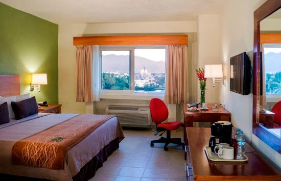 Comfort Inn Puerto Vallarta : Bedroom