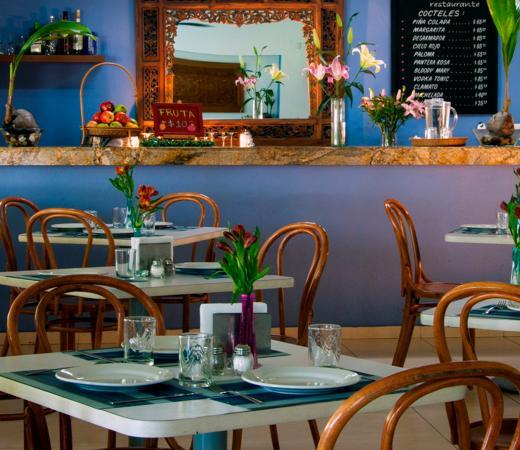 Comfort Inn Puerto Vallarta : Restaurant