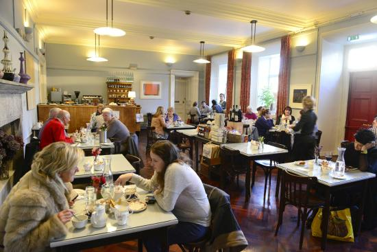 Crawford Gallery Cafe: The Cafe