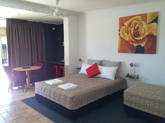Gin Gin Central Motel : Newly renovated and upgraded Room 11