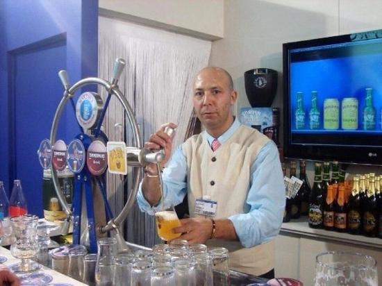 Cerveceria La Barraca: Un deleite......para el paladar