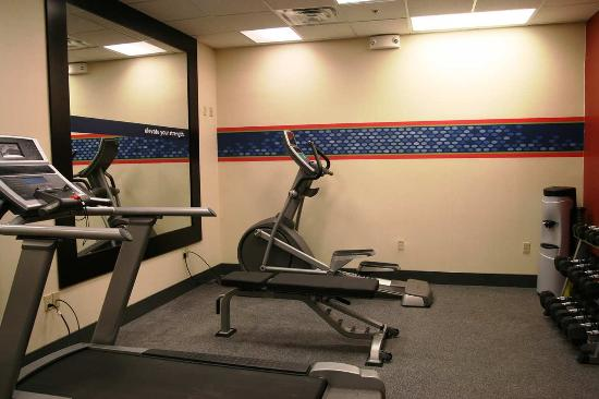 Hampton Inn & Suites Woodward : Fitness Center