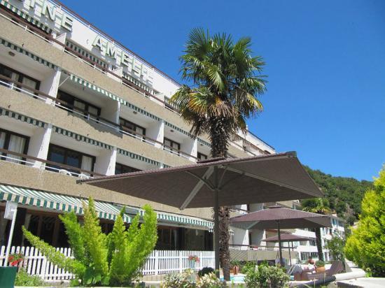 Grand Hotel de la Reine Amelie: PARASOL