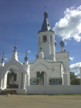 Yaroslavl Oblast, Russia: Храм, хранящий Святыню