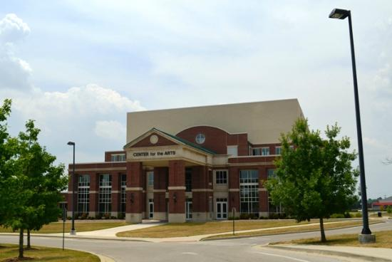 Richmond, KY: EKU Center for the Arts