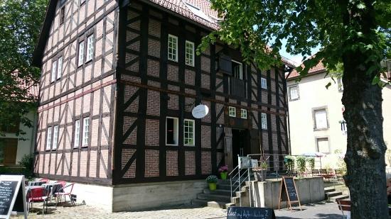 Cafe - Restaurant Jedermann Im Spieker