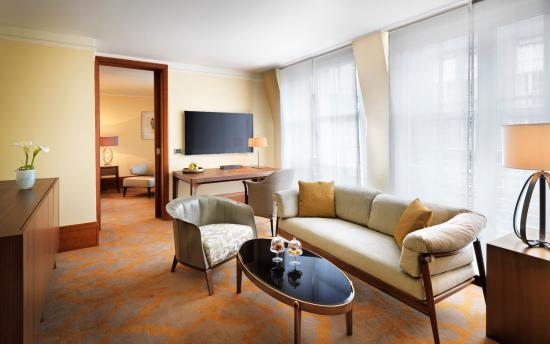 Park Hyatt Hamburg: Suite