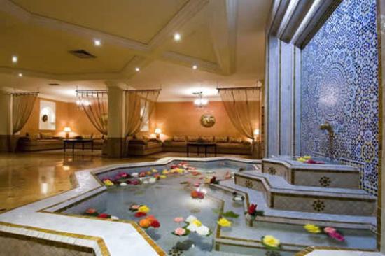 Hotel Atlas Asni: Interior