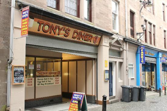 Tony's Diner