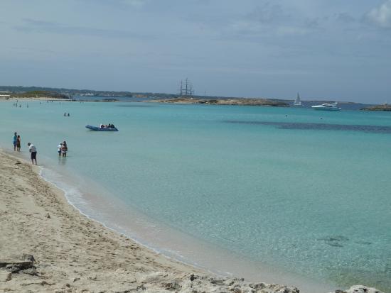 playa de ses illetes holidays