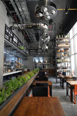 Pantry Cafe Bay Square Dubai Focus Area Restaurant Reviews
