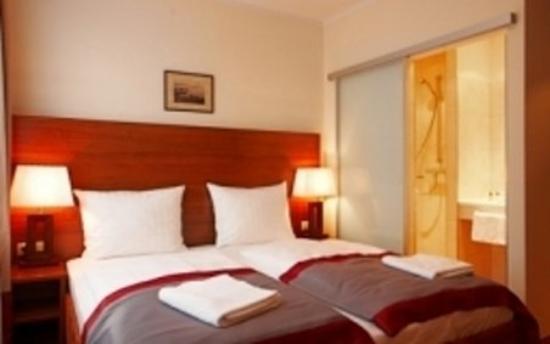 Ivbergs Hotel Charlottenburg: Double