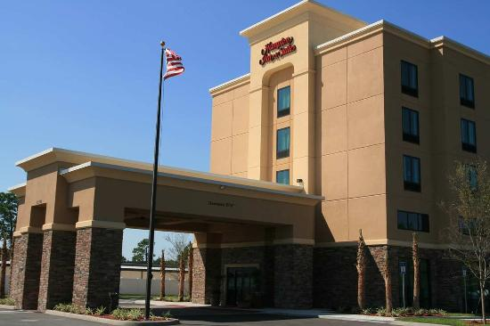 Hampton Inn & Suites Beach Boulevard/Mayo Clinic Area: Exterior