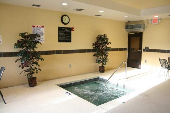 Hampton Inn & Suites Beach Boulevard/Mayo Clinic Area: Hot Tub