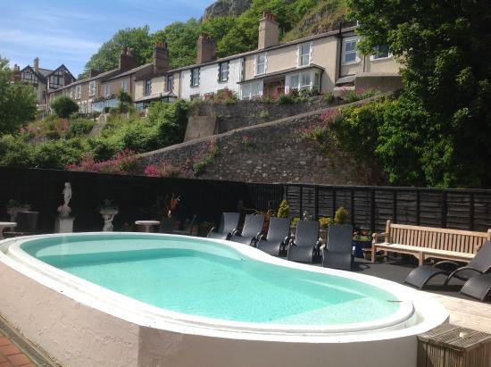 View From Room 23 Picture Of Empire Hotel Llandudno Llandudno Tripadvisor