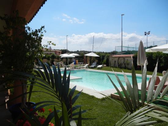 Hotel Daniel: Espace Piscine