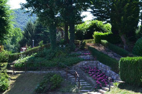 Il giardino picture of ristorante toscano lido imbersago