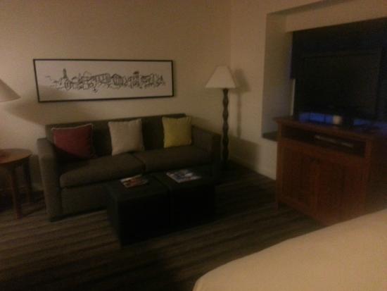 HYATT house Parsippany-East: Room