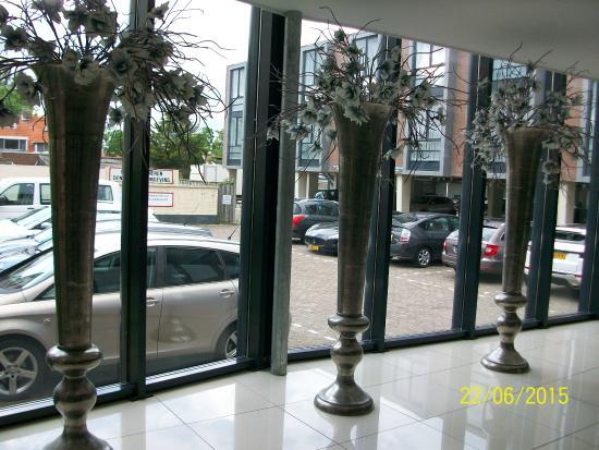 Hotel De Beurs: corridor