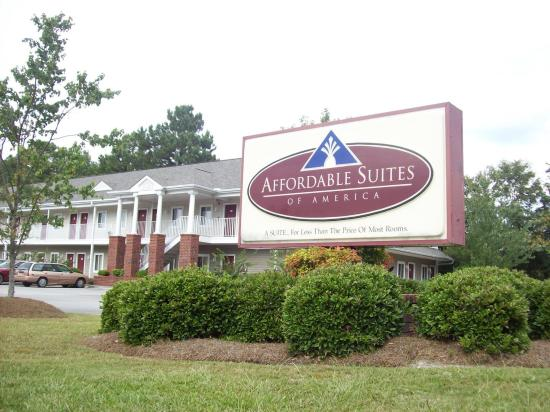 Affordable Suites of America Sumter