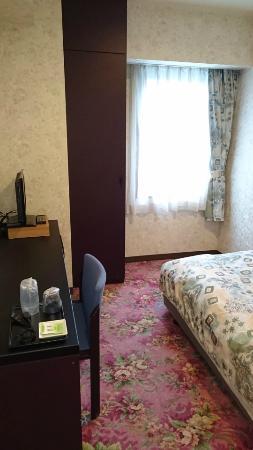 Hotel Bougainvillea Sapporo: 部屋です