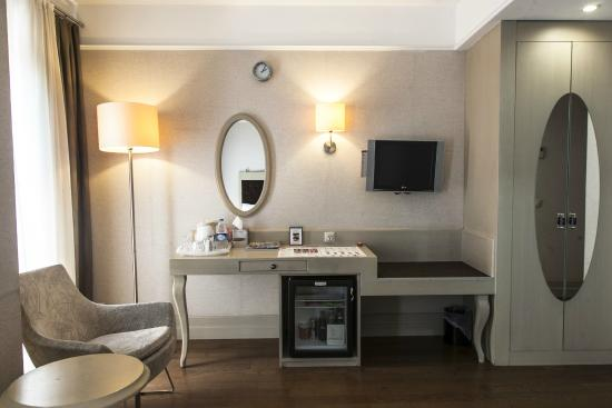 Faros Old City: Double Room