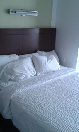 SpringHill Suites Quakertown: letto