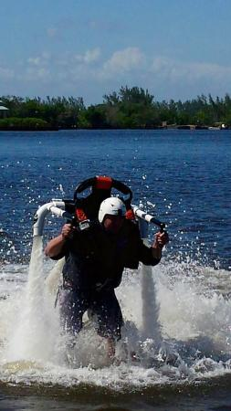Captain CJ's JetPack Adventures: I was surprised at how easy it was to learn and how safe it felt.  Those were my only two concer