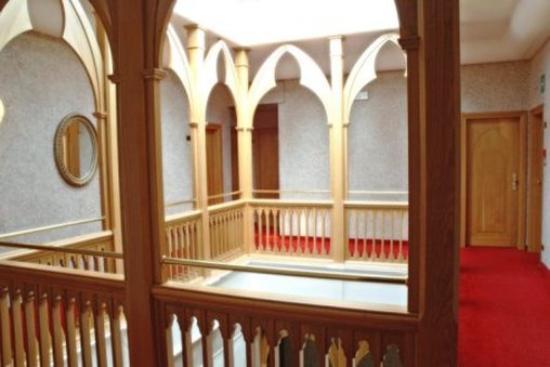 Grand Hotel Milano: Interior