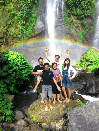 Singaraja, Indonesia: Sekumpul Waterfalls