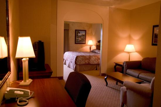 Inn on Barons Creek: Better Room