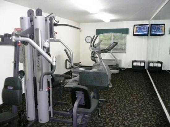 Low Moor, VA: Health club