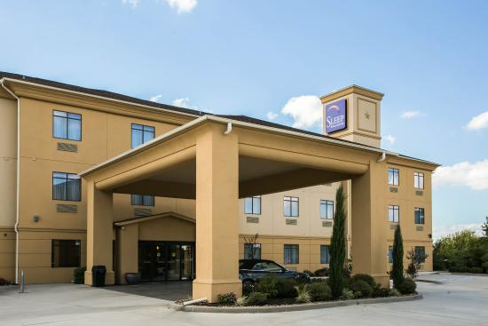 Sleep Inn & Suites Hwy 290/NW Freeway: Txd Exterior