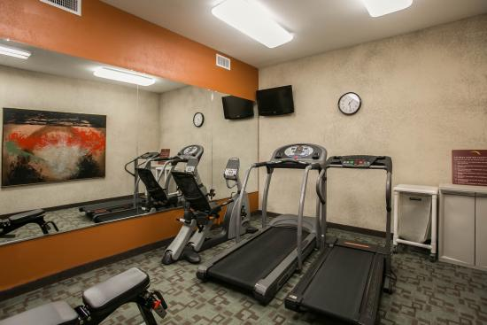 Sleep Inn & Suites Hwy 290 / NW Freeway: Txd Fitness
