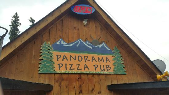 Panorama Pizza: Best pizza in the area!