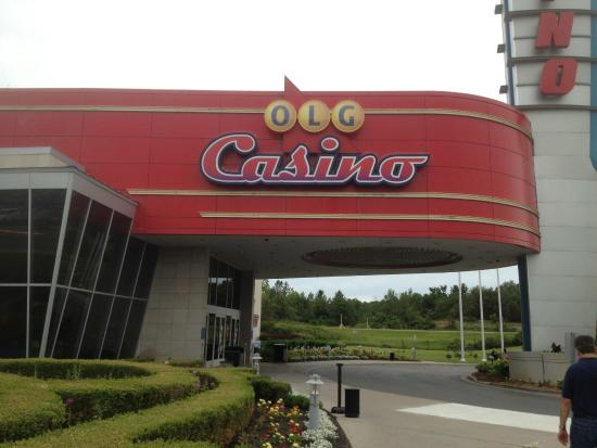 Shorelines Casino Thousand Islands : OLG Casino - front entrance