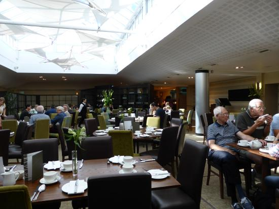 Highgate House Hotel: Terrace restaurant