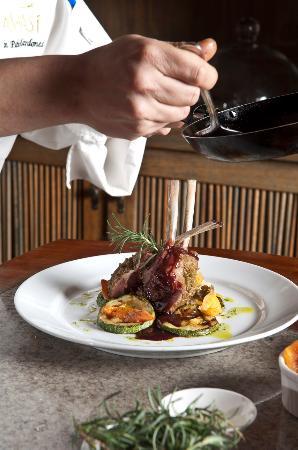 Awasi Atacama - Relais & Chateaux : Excuisite Dishes at the Awasi Restaurant
