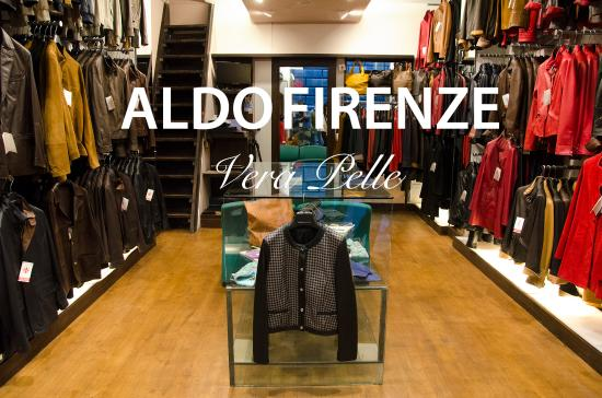 Aldo Firenze Leather Factory