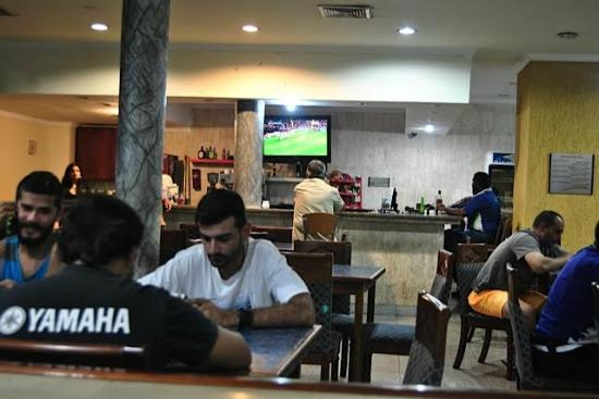 Hotel Rock Inn: Restaurante